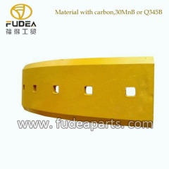 heavy equipment end bit end bit for motor grader