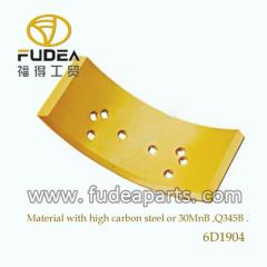 manufacture spare parts end bit for dozer