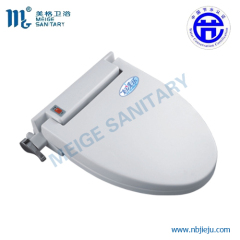 Toilet Seat Cover Dispenser With Washer