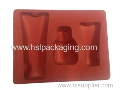 Plastic blister and Clamshell package