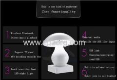 Desk Lamp Bluetooth Speaker Lighting table lamp