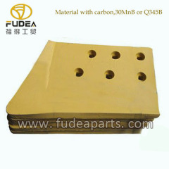 construstion machinery parts bulldozer komatsu end bit