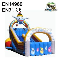 Amusement Park Wasser Rutsche