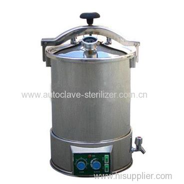 24L Portable Pressure Steam Autocalve