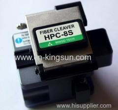 Best Quality High Precision HPC-8S Optical Fiber Cleaver