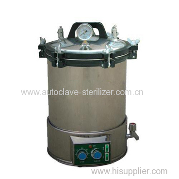 Electric heated Portable Pressure Steam Autocalve