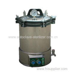 Electric heated Portable Pressure Steam Autocalves