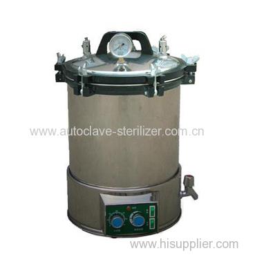 Electric heated Portable Pressure Steam Autocalves