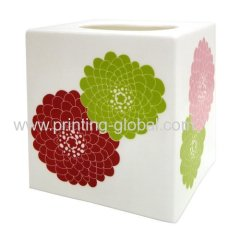 Heat Transfer Film For Tissue Container