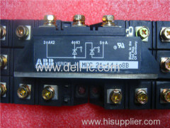 MCC21-14IO8B - Thyristor Modules - IXYS Corporation