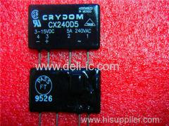 CXv2v40D5 - PCB Mount - Crydom Inc