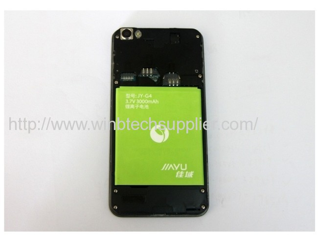JiaYu G4 MTK6589 Quad Core 3G Mobile phone android4.2 Chinese mobile phone telefoons