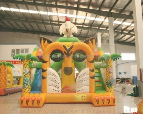 Inflatable Children Slide For Party