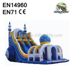 Russia Inflatable Party Castle Slide