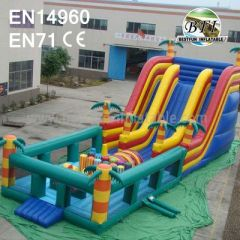 Inflatable Jumping Slide Amusement Park