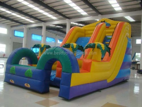 Inflatable Super Slide