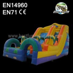 Inflatable Slide Commercial Grade China Wholesale