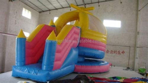 Inflatable Children Water Slide