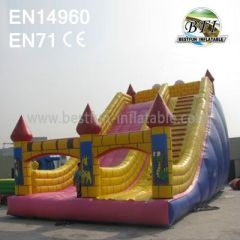 Commercial Pvc Inflatable Slide