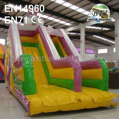 Rabbits Inflatable Slides For Kids