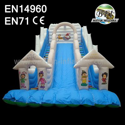 Giant Inflatable Water Slides For Adult