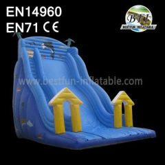 High Quality Inflatable Water Slides For Sale