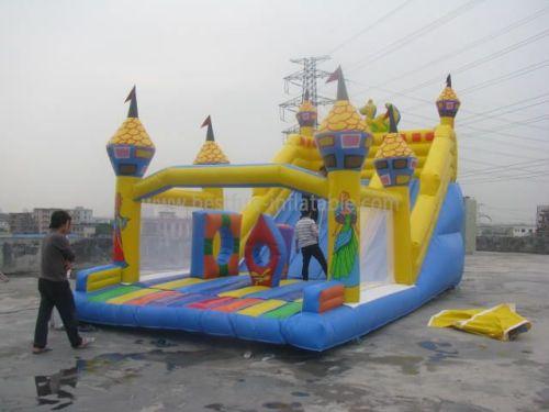 Outdoor Children Inflatable Bounce Castle