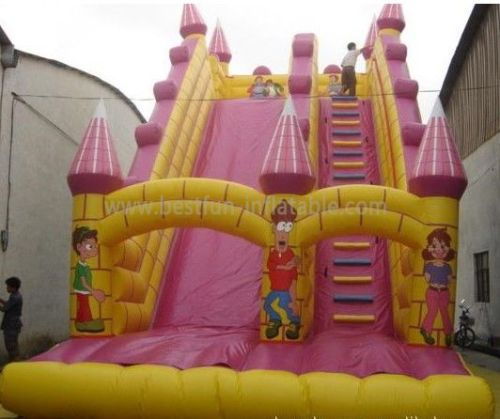 Inflatable Bouncer Slide Combo