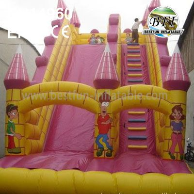Inflatable Tower Slide For Party