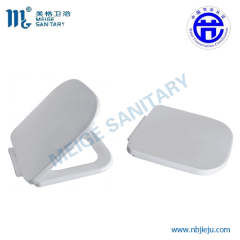 Soft Close Toilet Seat Square