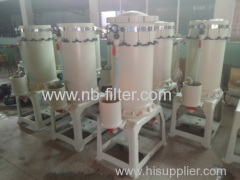 2013 Aluminum Electroplating Filter