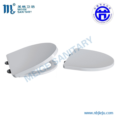 Long Round Soft Close Toilet Seat