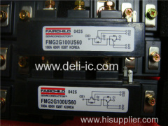 FMG 2G100US60 - Molding Type Module - Fairchild Semiconductor