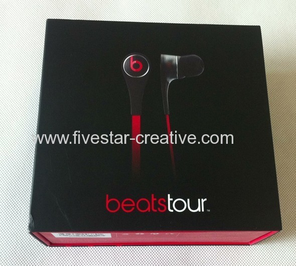 2013 New Beats by Dr Dre Tour 2.0 VersionEarphones with ControlTalk