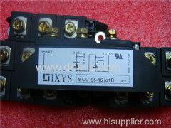 MCC 95-16IO1B - Thyristor Modules Thyristor/Diode Modules - IXYS Corporation