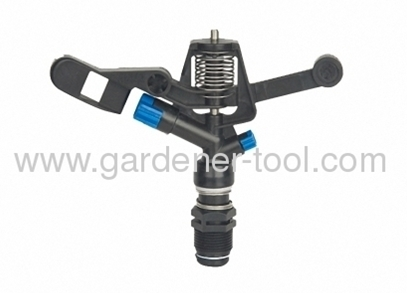 Plastic Farm Irrigate Sprinkler With G3/4Male Tapping