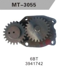6BT 3941742 OIL PUMP FOR EXCAVATOR
