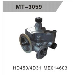 HD450/4D31 OIL PUMP FOR EXCAVATOR