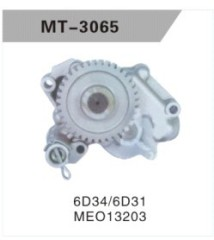 6D34/31 OIL PUMP FOR EXCAVATOR