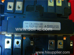 CM1200HA-34H - HIGH POWER SWITCHING USE INSULATED TYPE - Mitsubishi Electric Semiconductor
