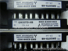 QM20TD-HB - MEDIUM POWER SWITCHING USE INSULATED TYPE - Mitsubishi Electric Semiconductor