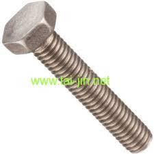 High Quality Gr2titanium fastener bolt /rod