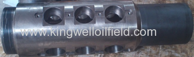 9 5/8 Full bore retrievable packer parts