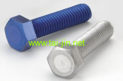 All kinds of color titanium fasteners