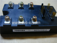 MIG75J7CSB1W - High Power Switching Applications Motor Control Applications - Toshiba Semiconductor