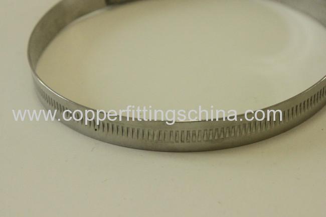 Flexible Metal Hose Clamp Manufacturer