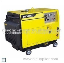 3KW DIESEL GENERATOR SILENT DY3500LN manufacturer from China