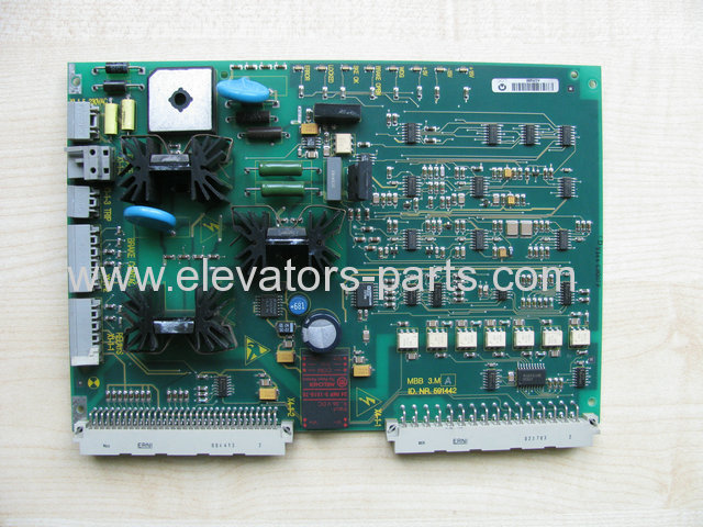 Schindler elevator spare part ID NR 591442