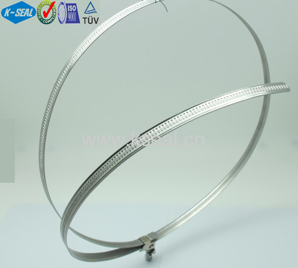 Stainless Steel Quick Release germany type Hose Clamp