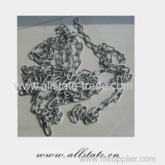 DIN 763 hot dip galvanized link chain
